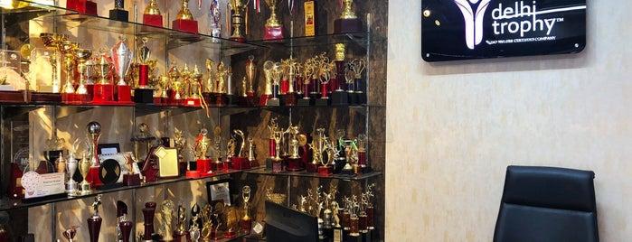 DELHITROPHY.COM - Showroom is one of Lugares favoritos de Nataly.