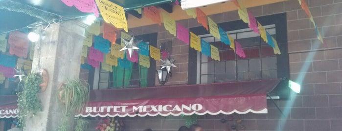 Casa Mago Restaurante Bar is one of Lo más necesario..