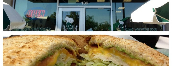 Mr. Pickle's Sandwich Shop is one of Garyさんのお気に入りスポット.