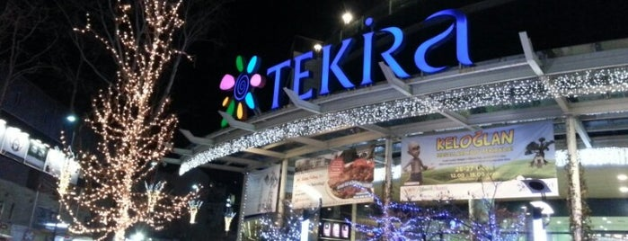 Tekira is one of En çok check-inli mekanlar.