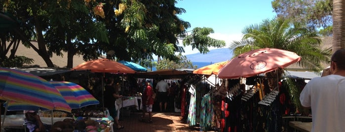 Maui Craft Fair is one of Shopping/Services.