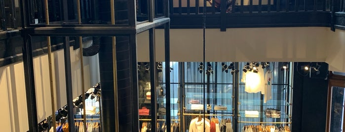 Scotch & Soda is one of Let's go to Amsterdam!.