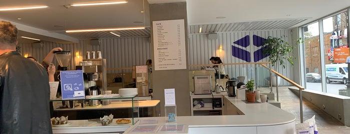 Dispatch Coffee is one of Gespeicherte Orte von Whit.