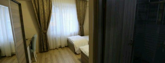 Konuk Otel is one of Tempat yang Disukai Saygın.