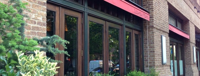 Locanda Verde is one of nyc - outdoor wine/dine.