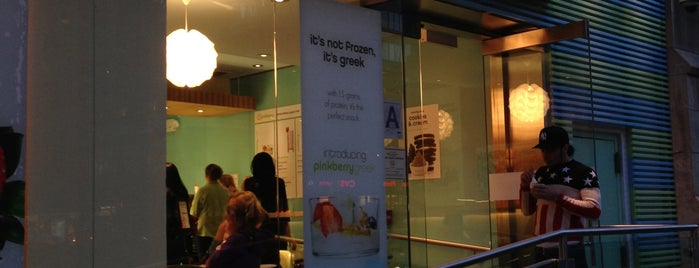 Pinkberry is one of New York.