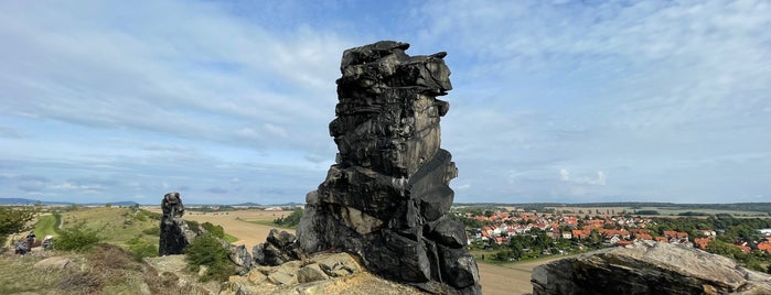 Teufelsmauer Königstein is one of SEHENSWÜRDIGKEITEN.