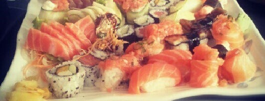 Hyrami Sushi is one of Restaurantes.