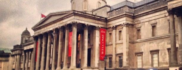National Portrait Gallery is one of Мой список великих английских планов.