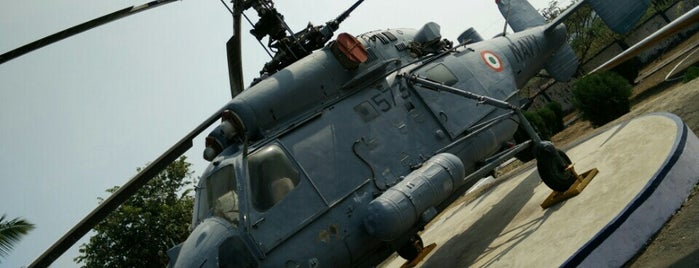 Naval Aviation Museum is one of Goa.