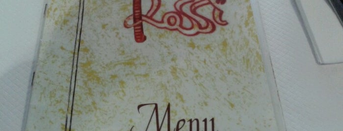 Rossi Tiziano is one of Rome.