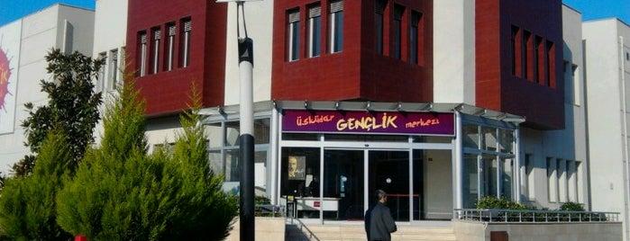 Üsküdar Gençlik Merkezi is one of GEZ....