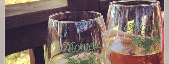 Montelle Winery is one of The Go! List 2013.