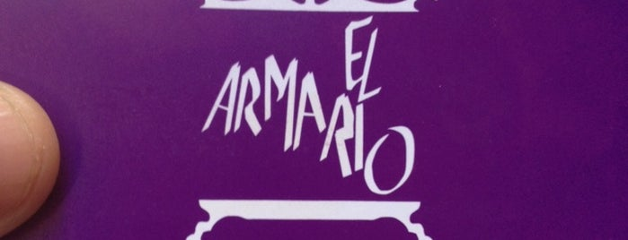 El Armario is one of Comer en Madrid.