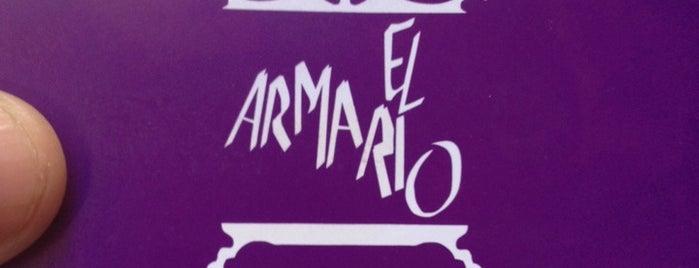 El Armario is one of Comer en Madrid.
