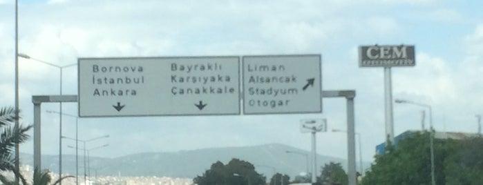 Alsancak Atatürk Heykeli is one of İzmir My to do list.