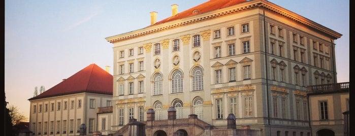 Château Nymphenburg is one of Deutschland | Sehenswürdigkeiten & mehr.
