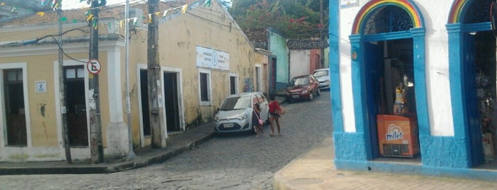 Quatro Cantos de Olinda is one of Prefeitura.