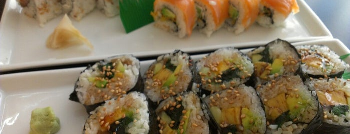 Sushi Itto is one of Comidos BCN 1.