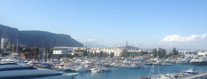 SeturMarinas | Antalya Marina is one of สถานที่ที่บันทึกไว้ของ Yasemin Arzu.