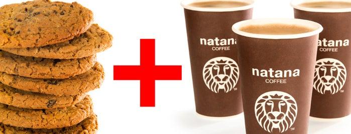 Natana Coffee is one of Бонусы, дисконты, приятные мелочи..
