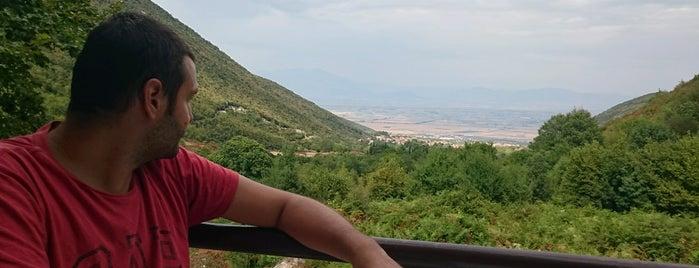 Ταβέρνα καστανιες is one of Kyriaki 님이 좋아한 장소.