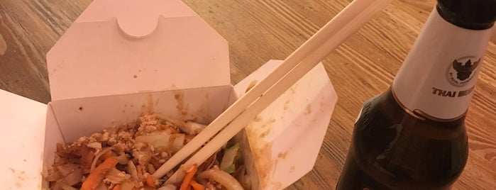 Wok Republic is one of Mohsenさんのお気に入りスポット.