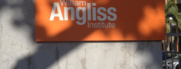 William Angliss Institute Of TAFE is one of Rick: сохраненные места.