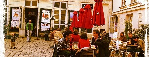 Café de la Gare is one of Bars a tester.