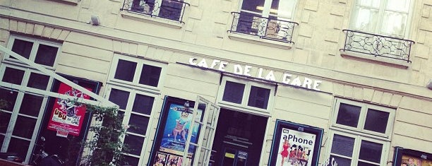 Café de la Gare is one of Paris.