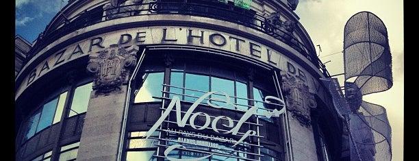 BHV Marais is one of Paris, je t'aime.
