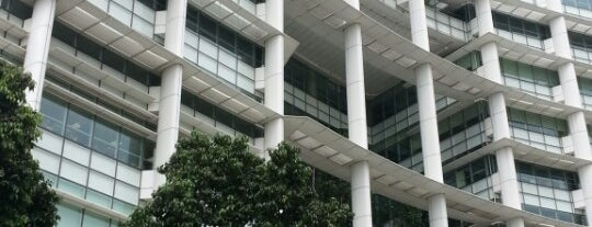 National Library Building is one of Neu Tea's Nav.