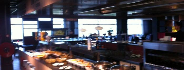 Restaurant Onderweg is one of Verassend Almere.