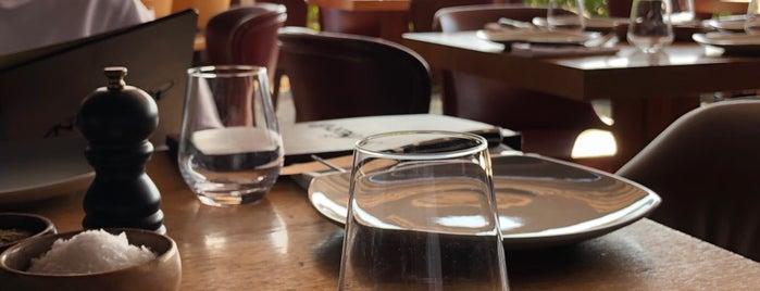 Nusr-Et Steakhouse Abu Dhabi is one of Abu Dahbi Awesomyz.