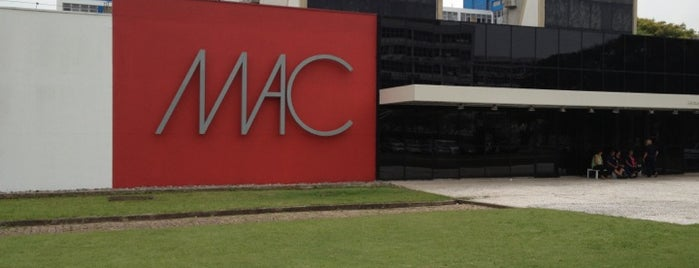 Museu de Arte Contemporânea da Universidade de São Paulo (MAC/USP) is one of wish.
