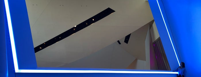 James Turrell Installation At Crystals is one of James Turrell.