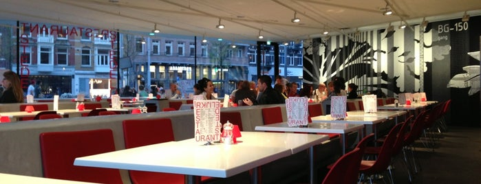Restaurant Stedelijk is one of mary : понравившиеся места.