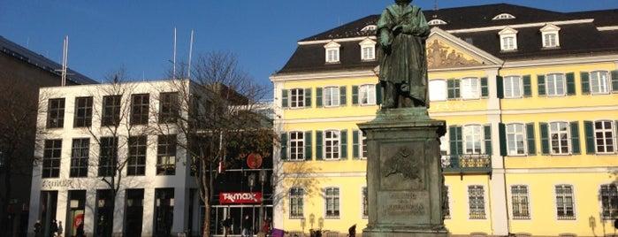 Münsterplatz is one of Germany.