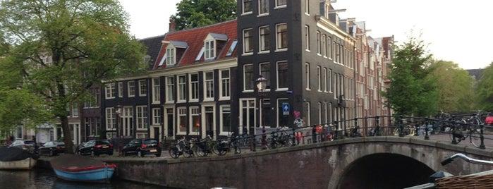 9 Straatjes is one of Netherlands.