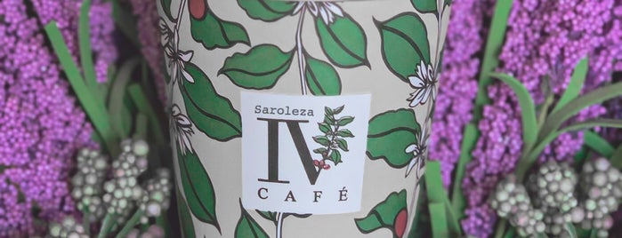IV Speciality Cafe is one of Queen: сохраненные места.