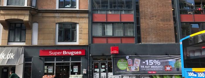 SuperBrugsen is one of Copenhagen.