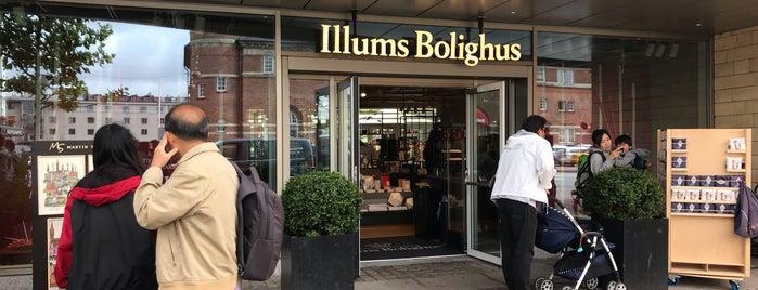 Illums Bolighus - Tivoli Hjørnet is one of Copenhagen.