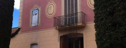 Museu de Gavà is one of Arqueoxarxa.