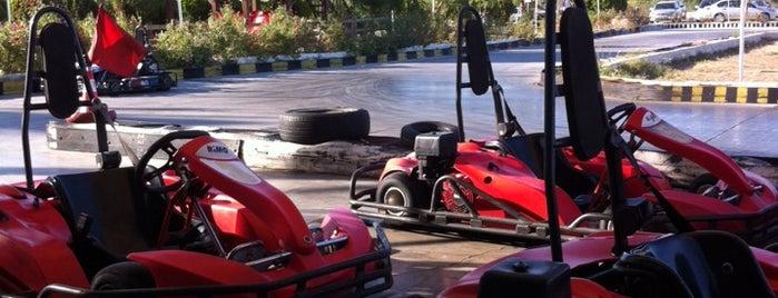 Dido Beach Go Kart is one of Antalya.