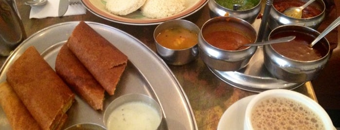 Dosa Delight is one of New neighborhood.