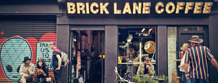 Brick Lane is one of Londra.