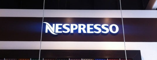 Nespresso Boutique is one of Sergio M. 🇲🇽🇧🇷🇱🇷 : понравившиеся места.