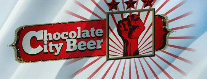 Chocolate City Beer is one of Washington DC Brewery Tour.