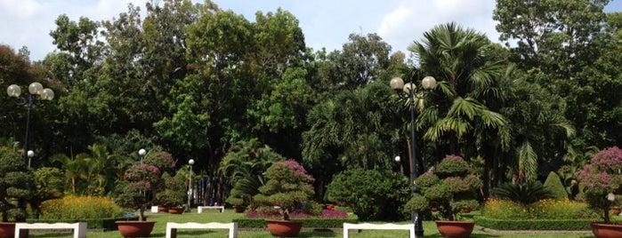 Công viên Gia Định (Gia Dinh Park) is one of Lieux sauvegardés par Bo.