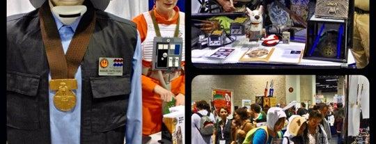 WonderCon 2012 at The Anaheim Convention Center is one of Karen: сохраненные места.